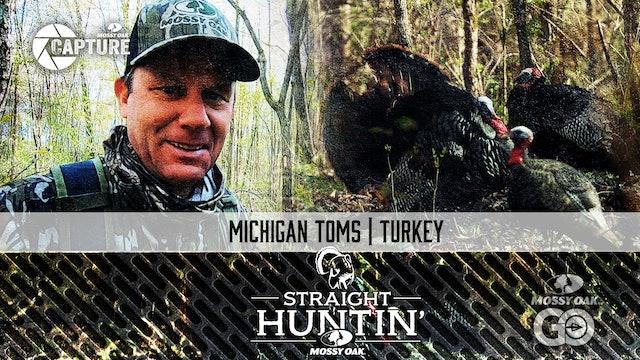 Michigan Toms • Eastern Hunting • Straight Huntin'