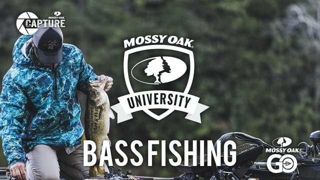 Bass Fishing • Mossy Oak University