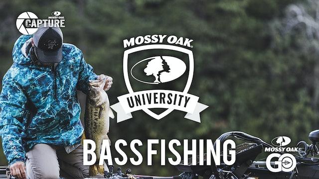 Bass Fishing • Mossy Oak University