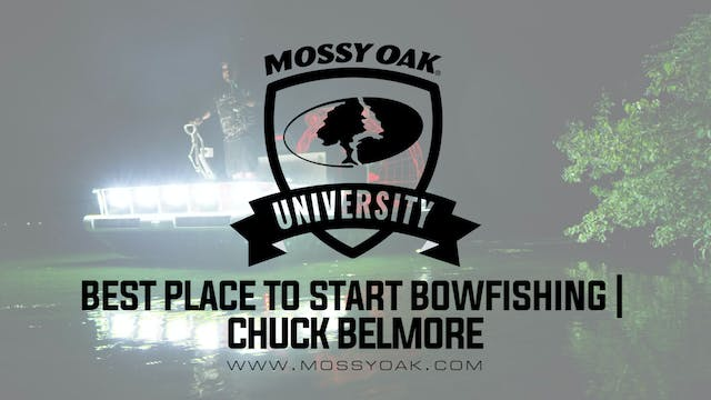 Best Place to Start Bowfishing • Moss...