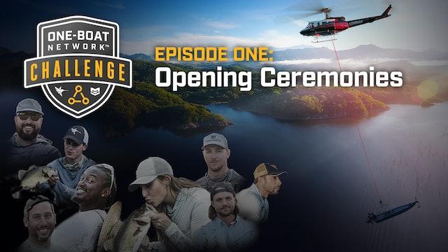 Opening Ceremonies • One-Boat Challenge