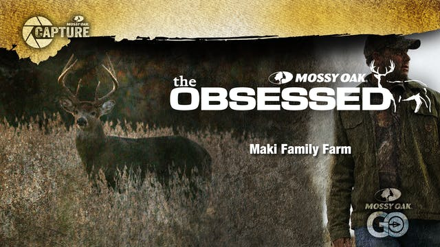 Maki Family Farm • Kentucky Deer Hunting