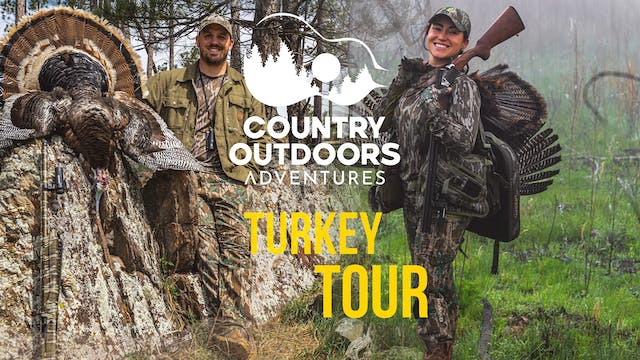 Country Outdoors Adventures Turkey Tour