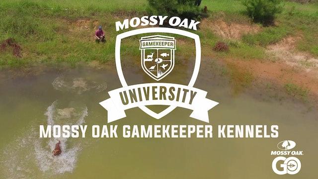 Mossy Oak Gamekeeper Kennels • Mossy Oak University