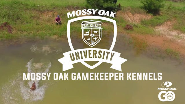 Mossy Oak Gamekeeper Kennels • Mossy Oak University