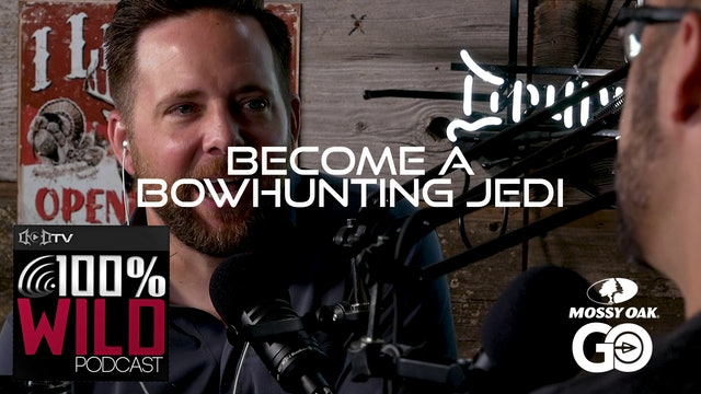 Become a Bowhunting Jedi & Build Your Own Arrows • 100% Wild Podcast
