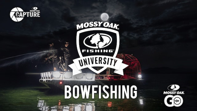 Bowfishing • Mossy Oak University