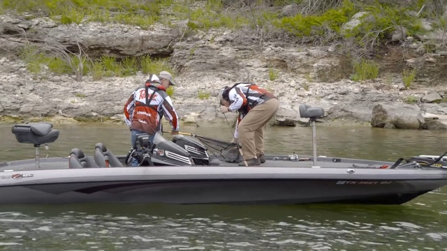 2017 Belton Lake  • Texas Team Trail