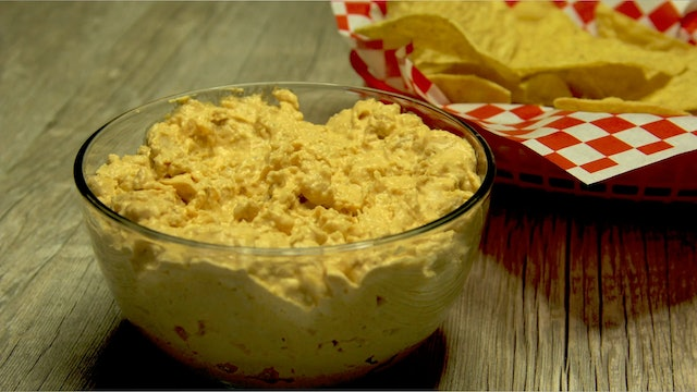 Wild Turkey Buffalo Dip • KIITK