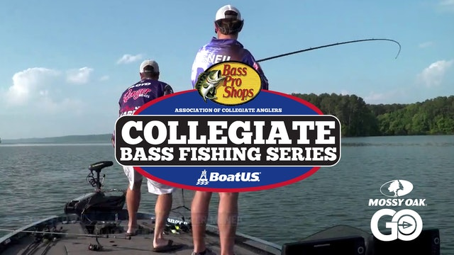 2019 Championship Pt. 2 • Collegiate Bass Fishing