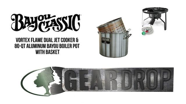 Bayou Classic Cooker and Boiler Pot • Gear Drop