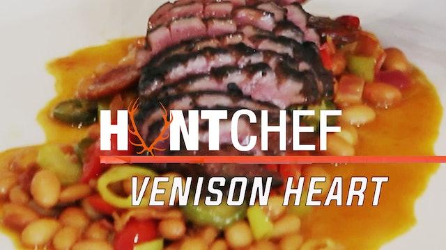 Venison Heart • HuntChef