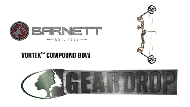 Gear Drop • Barnett Vortex