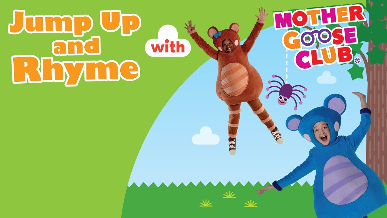 Jump Up and Rhyme With Mother Goose Club! Digital Download