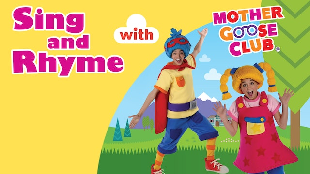 Sing and Rhyme With Mother Goose Club Digital Download