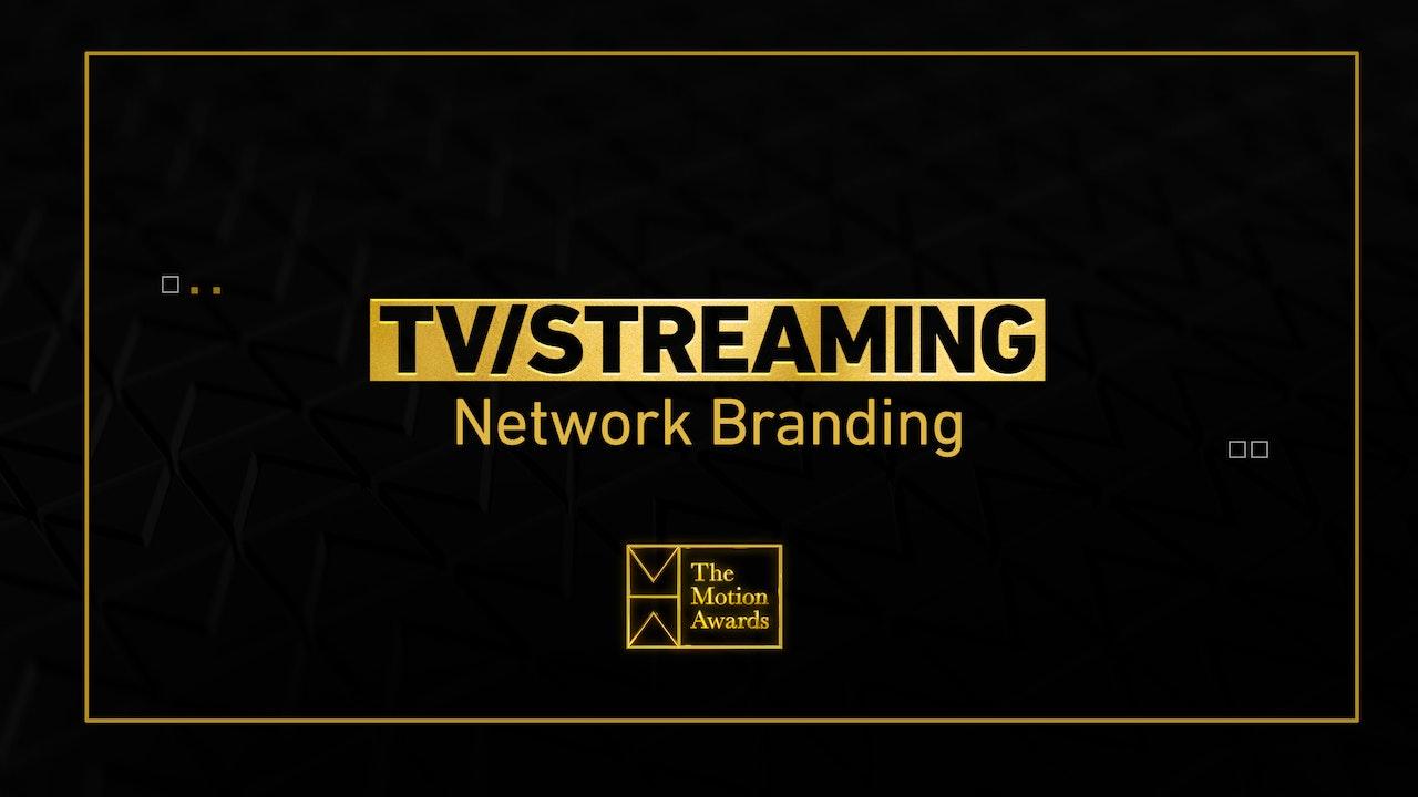 TV / Streaming   Network Branding