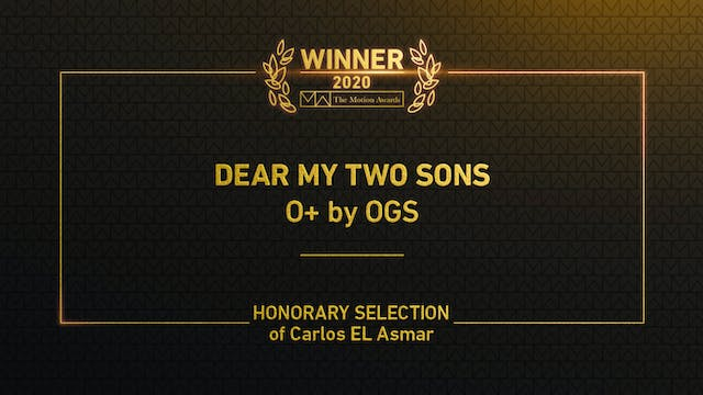 Dear My Two Sons