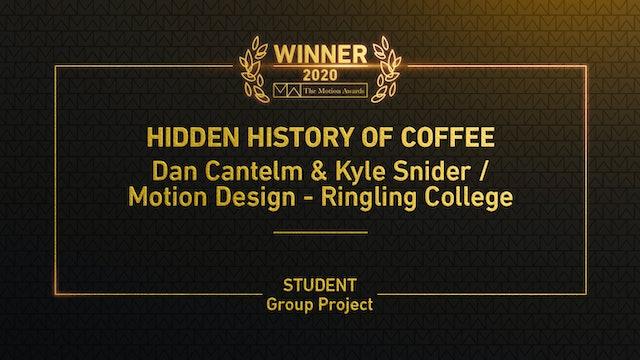 Hidden History of Coffee