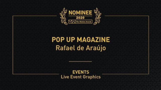 Pop Up Magazine