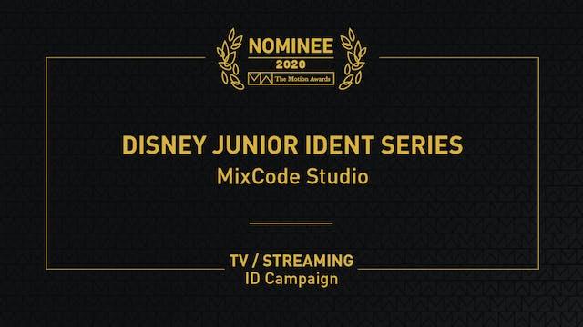 Disney Junior Idents