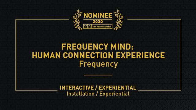 Frequency Mind: Human Connection Expe...