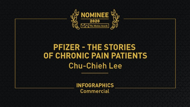 PFIZER - The Stories of Chronic Pain Patients