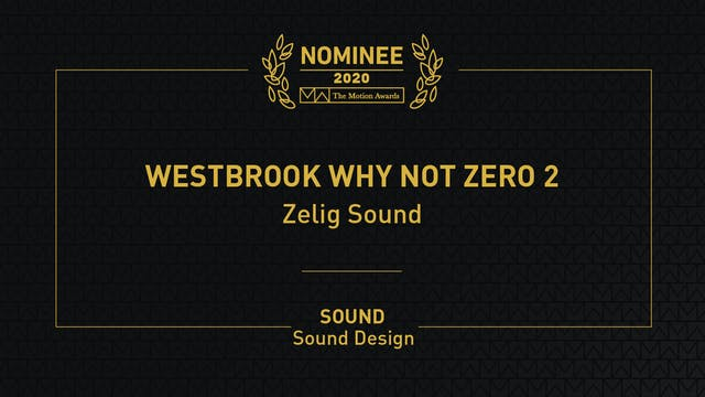 Westbrook Why Not Zero