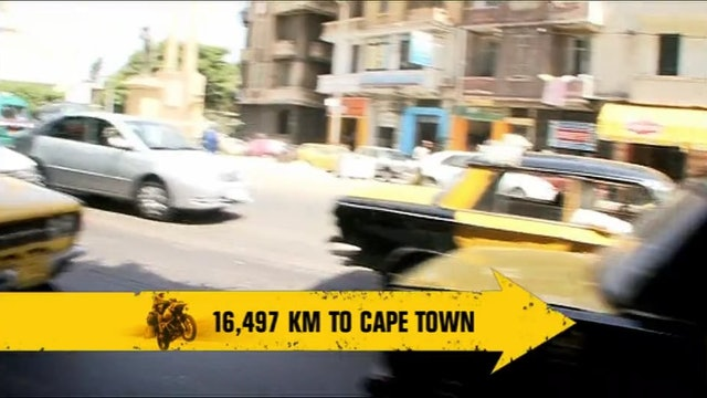 Tobruk To Khartoum