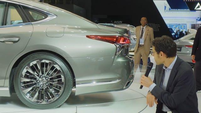 Lexus LS REVIEW Premiere all-new gen ...