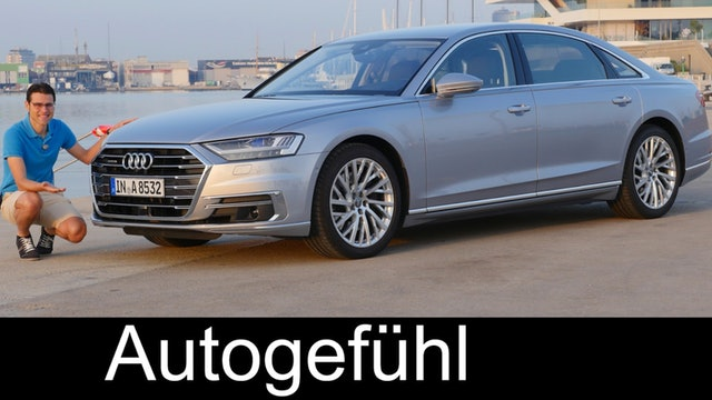 Audi A8 Documentary