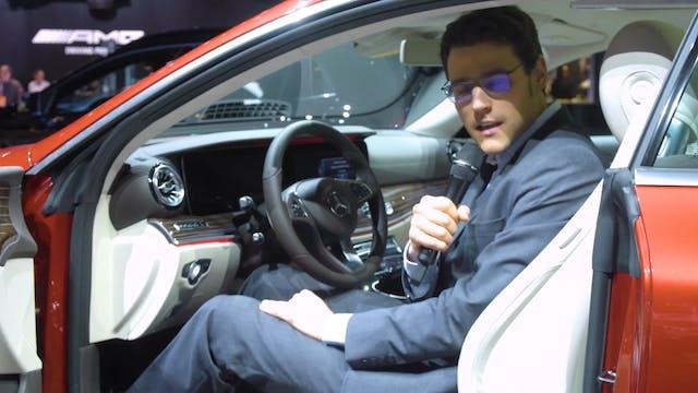 Mercedes E-Class Coupé E-Klasse Premi...