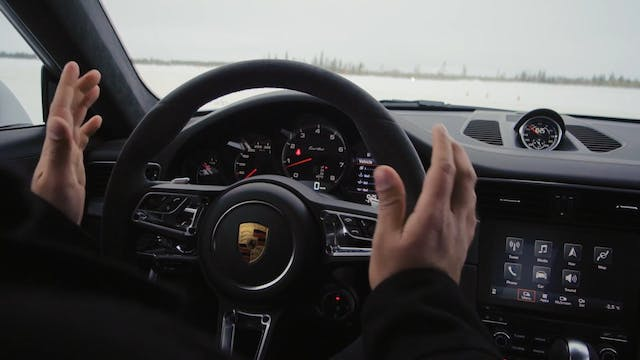 2017 Porsche 911 Turbo vs GT3 RS vs C...
