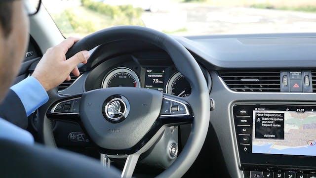 2017 Skoda Octavia Facelift Test Drive