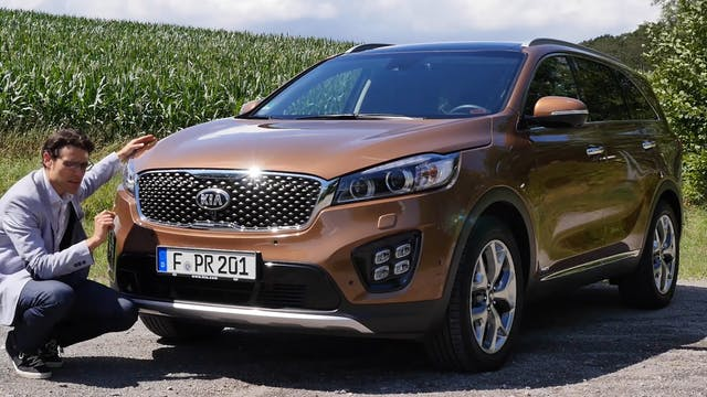 Kia Sorento FULL REVIEW test 2018 Pla...