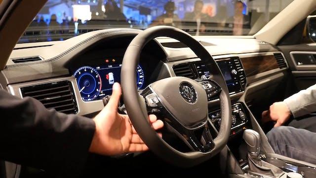 VW 2018 Volkswagen Atlas