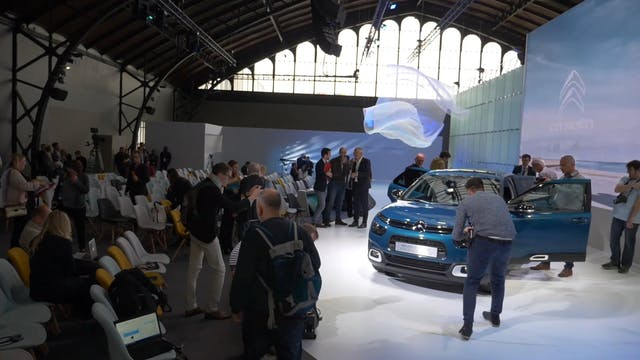 Citroen C4 Cactus 2018 Facelift Review