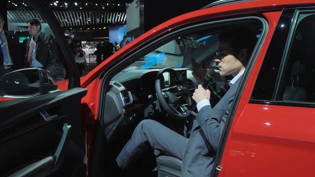 Audi SQ5 REVIEW Reveal new neu V6 pet...