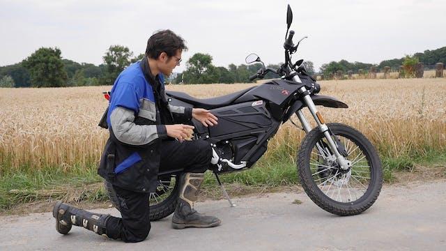 Zero FX electric motorcycle FULL REVI...