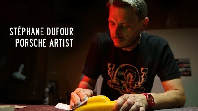 Stéphane Dufour   Porsche Artist