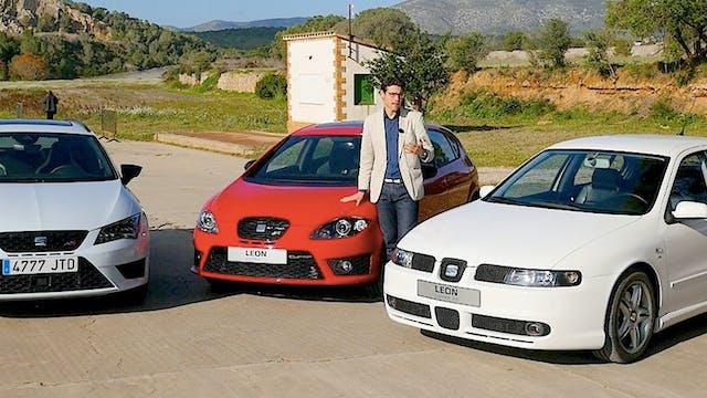 Seat Leon Generations I,II & III