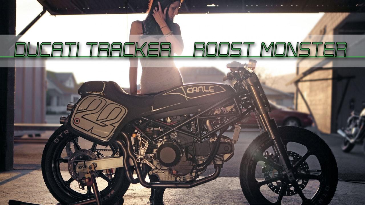 Ducati Tracker Roost Monster