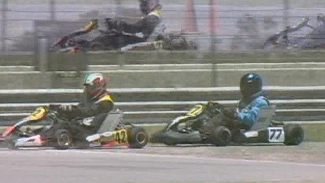Severe Racing TV: Kart Attack