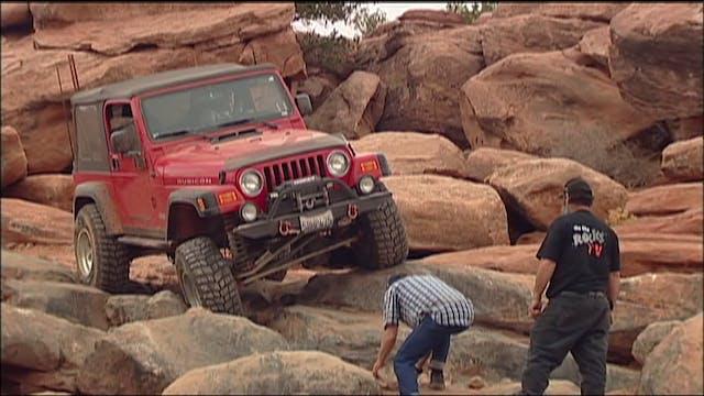 Rusty Nail Moab