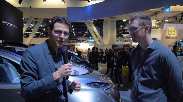 Chrysler Portal Electric Concept Car ...