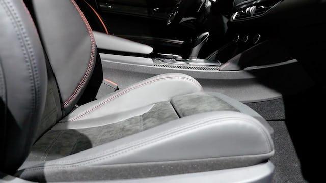 New Alfa Romeo SUV From The 2016 LA Auto Show