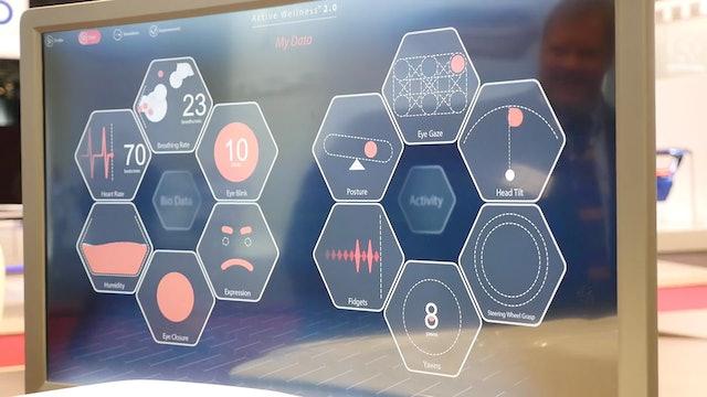 The Future Auto Cockpit & Driver Experience