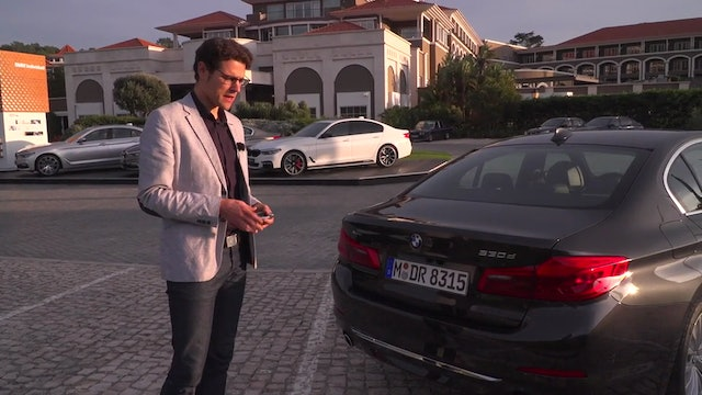 2017/18 BMW 5-Series G30 Full Review and Test Drive
