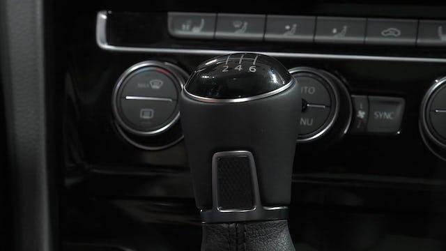 2017 VW Golf Faceflift GTI / GTE Variant