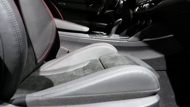 Alfa Romeo Stelvio SUV for 2017 at Lo...