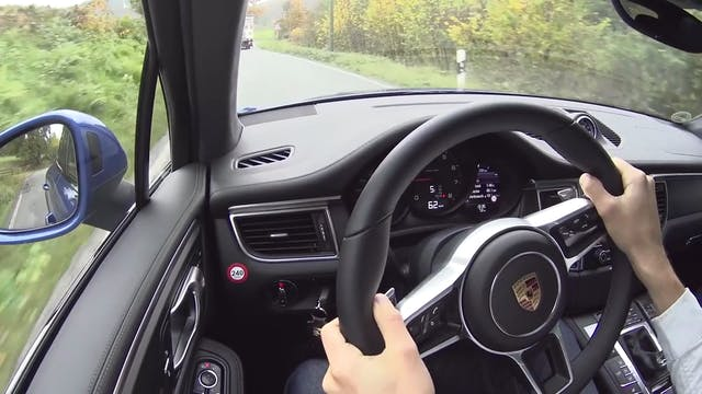 2016 Porsche Macan Road Test